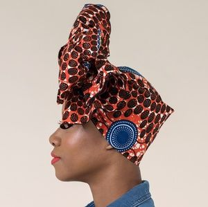 Accessories - African head wrap